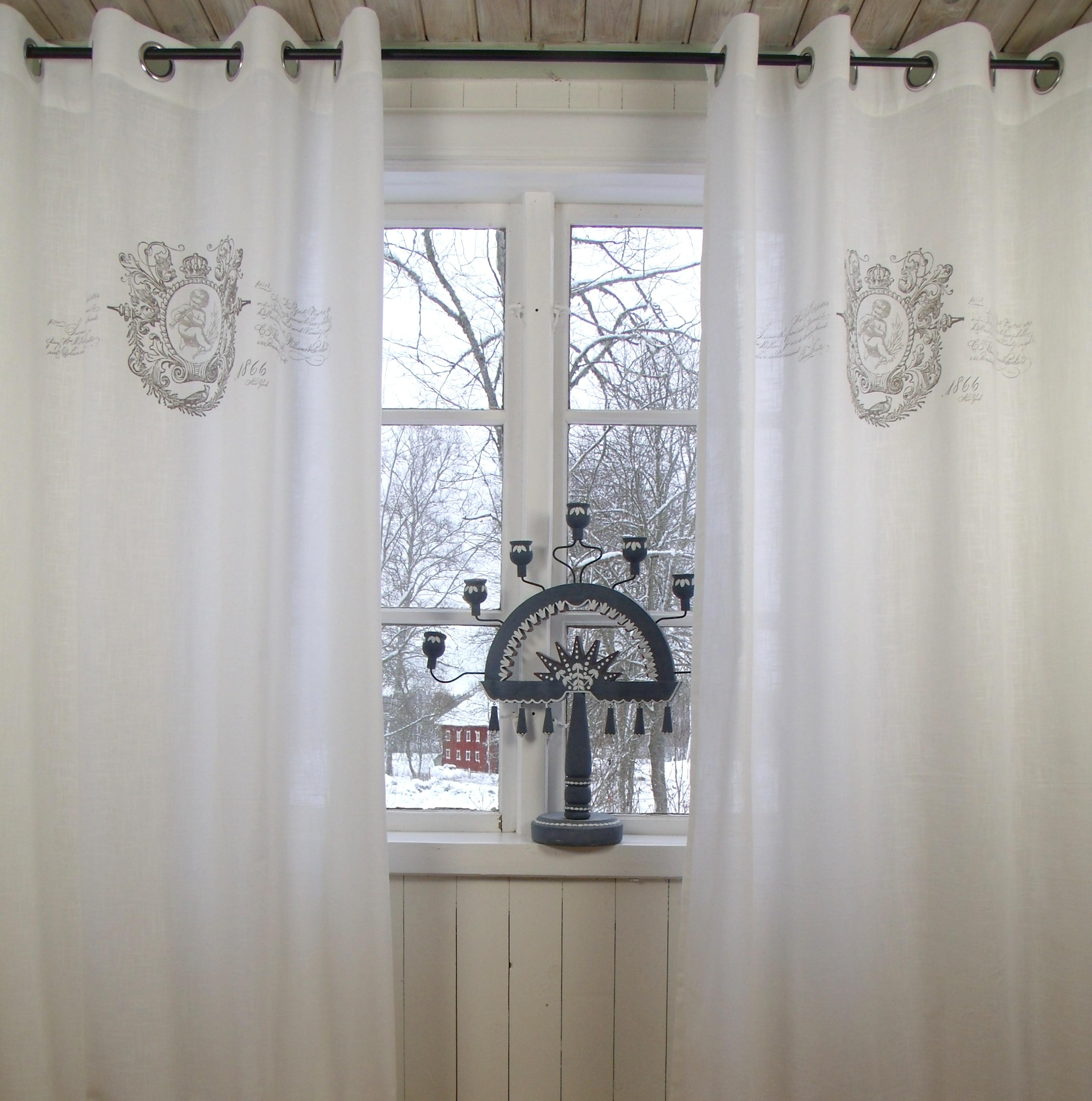 vorhang jeanne weiss sen gardine 120x240 cm 2 st ck gardinen vorh nge gardinen vorh nge. Black Bedroom Furniture Sets. Home Design Ideas
