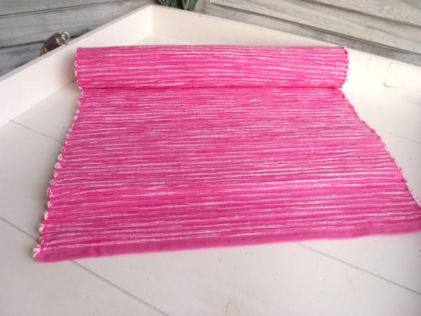 Tischläufer ANNA PINK 33x120 cm