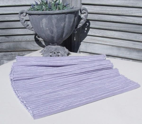 Tischläufer ANNA Lavendel 33x120 cm